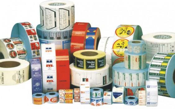 Etiketter – standardStandardetiketter på rull eller ark