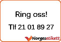 Ring oss!